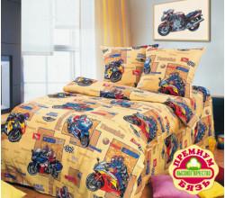 Детское постельное белье Вальтери 1,5 спальный ДБ-27