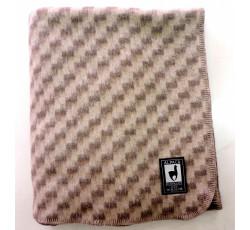 Одеяло INCALPACA (55% шерсть альпака, 45% шерсть мериноса) OA-5