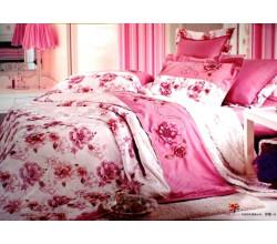 Комплект постельного белья с гобеленом и вышивкой Вальтери 110-50