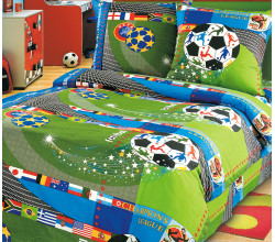 Детское постельное белье Вальтери 1,5 спальный ДБ-52