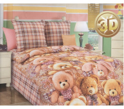 Детское постельное белье Вальтери 1,5 спальный ДБ-43