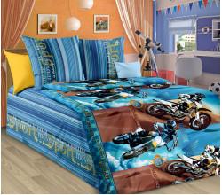 Детское постельное белье Вальтери 1,5 спальный ДБ-55