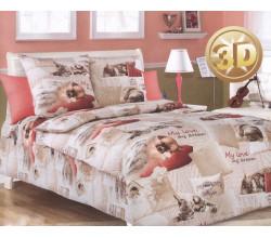 Детское постельное белье Вальтери 1,5 спальный ДБ-45