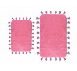 JOY Pembe (розовый) Коврик для ванной