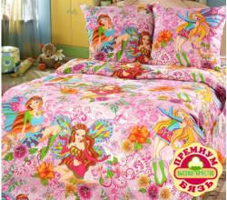 Детское постельное белье Вальтери 1,5 спальный ДБ-26
